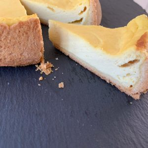 Pastel de requesón